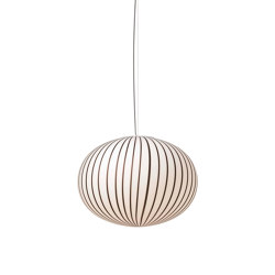 Filigrana Light | S3 ellipse | Suspended lights | Established&Sons