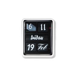 Font Clock | Clocks | Established&Sons