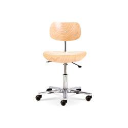 S 197 R Swivel Chair | Chaises de bureau | Wilde + Spieth