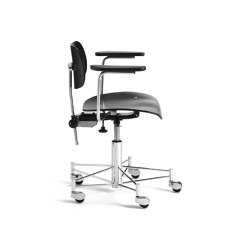 SBG 197 R Swivel Chair | Sillas de oficina | Wilde + Spieth