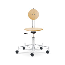 SBG 41 Swivel Chair | Sillas de oficina | Wilde + Spieth