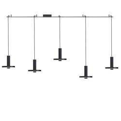 BEADS | five beads in line | Suspended lights | Tonone