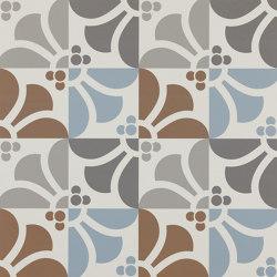 Frame Emilia Flower - Modulo | Ceramic tiles | Refin