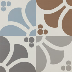 Frame Emilia Flower - Random | Carrelage céramique | Refin