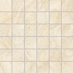 Petrae Guyana Almond Mosaico R   Keramik Fliesen   Refin