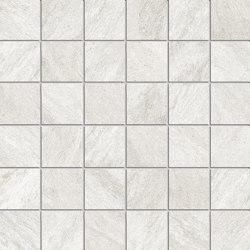 Petrae Guyana Ivory Mosaico R | Piastrelle ceramica | Refin