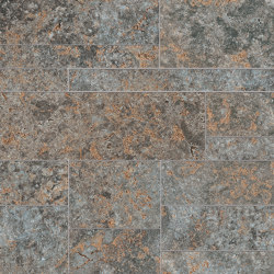 Petrae Muschelkalk Brown Muretto R | Ceramic tiles | Refin