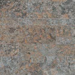 Petrae Muschelkalk Brown Muretto R | Baldosas de cerámica | Refin