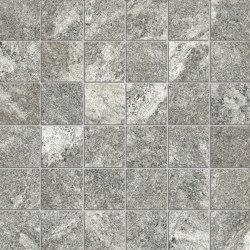 Petrae Pacific Grey Mosaico R | Baldosas de cerámica | Refin