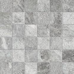 Petrae Savoie Ash Mosaico R | Baldosas de cerámica | Refin