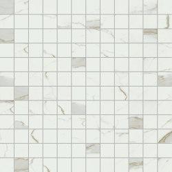 Prestigio Calacatta Lucido Mosaico | Ceramic tiles | Refin