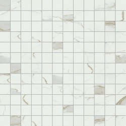 Prestigio Calacatta Lucido Mosaico | Baldosas de cerámica | Refin
