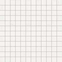 Prestigio Dolomite Lucido Mosaico | Ceramic tiles | Refin