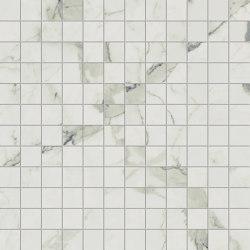 Prestigio Statuario Mosaico | Ceramic tiles | Refin