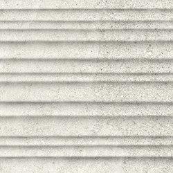Tune Snow Muretto 3D | Ceramic tiles | Refin