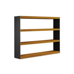 Carson Bookcase | Scaffali | Minotti