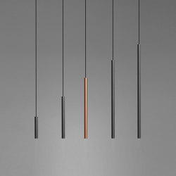 TUBE MICRO pendant | Suspended lights | Karboxx