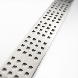 ClassicLine | Square | Linear drains | Unidrain
