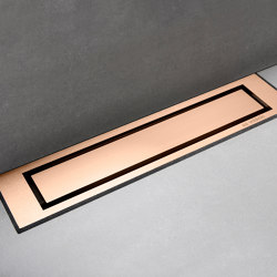 HighLine Colour | Copper | Linear drains | Unidrain