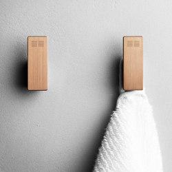 Reframe Collection | Hooks - copper | Towel rails | Unidrain