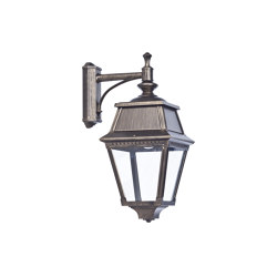 Avenue 2 Model 4 | Outdoor wall lights | Roger Pradier