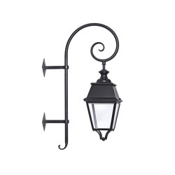 Avenue 4 Model 5 | Outdoor wall lights | Roger Pradier
