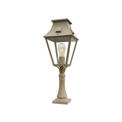 Vieille France Model 5 | Lampade outdoor su pavimento | Roger Pradier