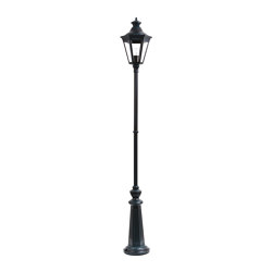 Victoria Model 12 | Outdoor floor-mounted lights | Roger Pradier
