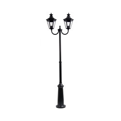 Victoria Model 13 | Outdoor floor-mounted lights | Roger Pradier