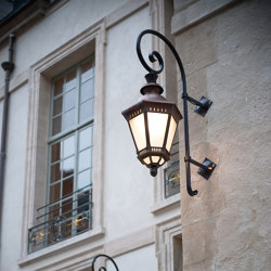 Citadelle Model 3 | Outdoor wall lights | Roger Pradier