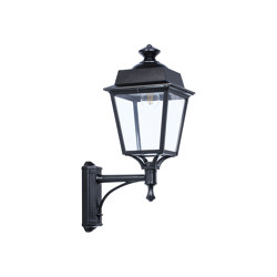 Place des Vosges 1 Évolution Model 3 | Outdoor wall lights | Roger Pradier