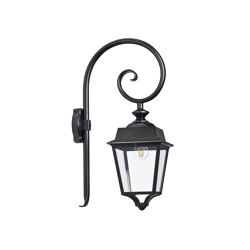 Place des Vosges 1 Évolution Model 5 | Outdoor wall lights | Roger Pradier