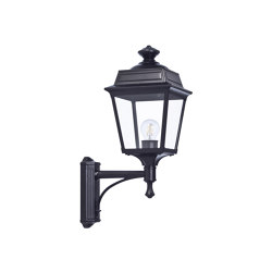Place des Vosges 1 Tradition Model 3 | Outdoor wall lights | Roger Pradier