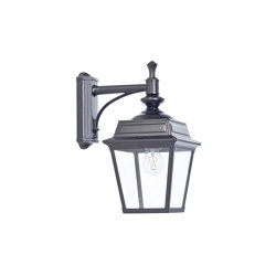 Place des Vosges 1 Tradition Model 4 | Outdoor wall lights | Roger Pradier
