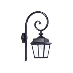 Place des Vosges 1 Tradition Model 5 | Outdoor wall lights | Roger Pradier
