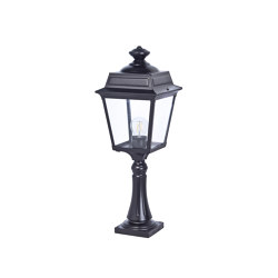 Place des Vosges 1 Tradition Model 7 | Outdoor floor-mounted lights | Roger Pradier