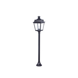 Place des Vosges 1 Tradition Model 10 | Outdoor floor-mounted lights | Roger Pradier