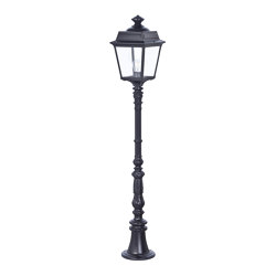 Place des Vosges 1 Tradition Model 11 | Lampade outdoor su pavimento | Roger Pradier