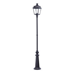 Place des Vosges 1 Tradition Model 12 | Outdoor floor-mounted lights | Roger Pradier