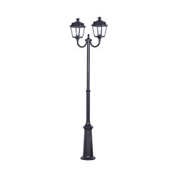 Place des Vosges 1 Tradition Model 13 | Outdoor floor-mounted lights | Roger Pradier