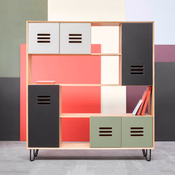 Shelf-sideboard NOBLE | Shelving | Radis Furniture