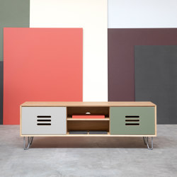 TV-stand NOBLE | Multimedia sideboards | Radis Furniture
