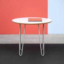 Sofa table NOBLE round D70cm | Mesas comedor | Radis Furniture