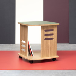 Trolley table NOBLE | Tables d'appoint | Radis Furniture