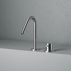 Ottavo | Two Hole Mixer/Spout | Wash basin taps | Quadro