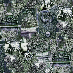 Skulls | artist wallpaper | Wall coverings / wallpapers | Ginny Litscher