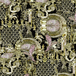 Udine | artist wallpaper | Wall coverings / wallpapers | Ginny Litscher