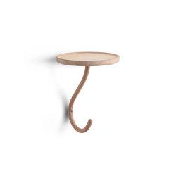 KAPTEN 1 Shelf | Single hooks | Gemla