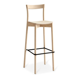 NORDIC Bar chair | Taburetes de bar | Gemla