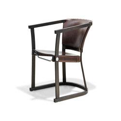 T13 Armchair | Sillones | Gemla